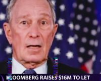 BREAKING: Florida Attorney General Orders Investigation into Mike Bloomberg For Pledging to Help Felons Pay Fines For Biden Votes