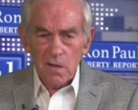 Ron Paul was HOSPITALIZED Tonight!