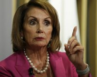 Pelosi To Americans- 'Don't Be Afraid Of The Ppl Who Look Like ICE Agents At The Polls'