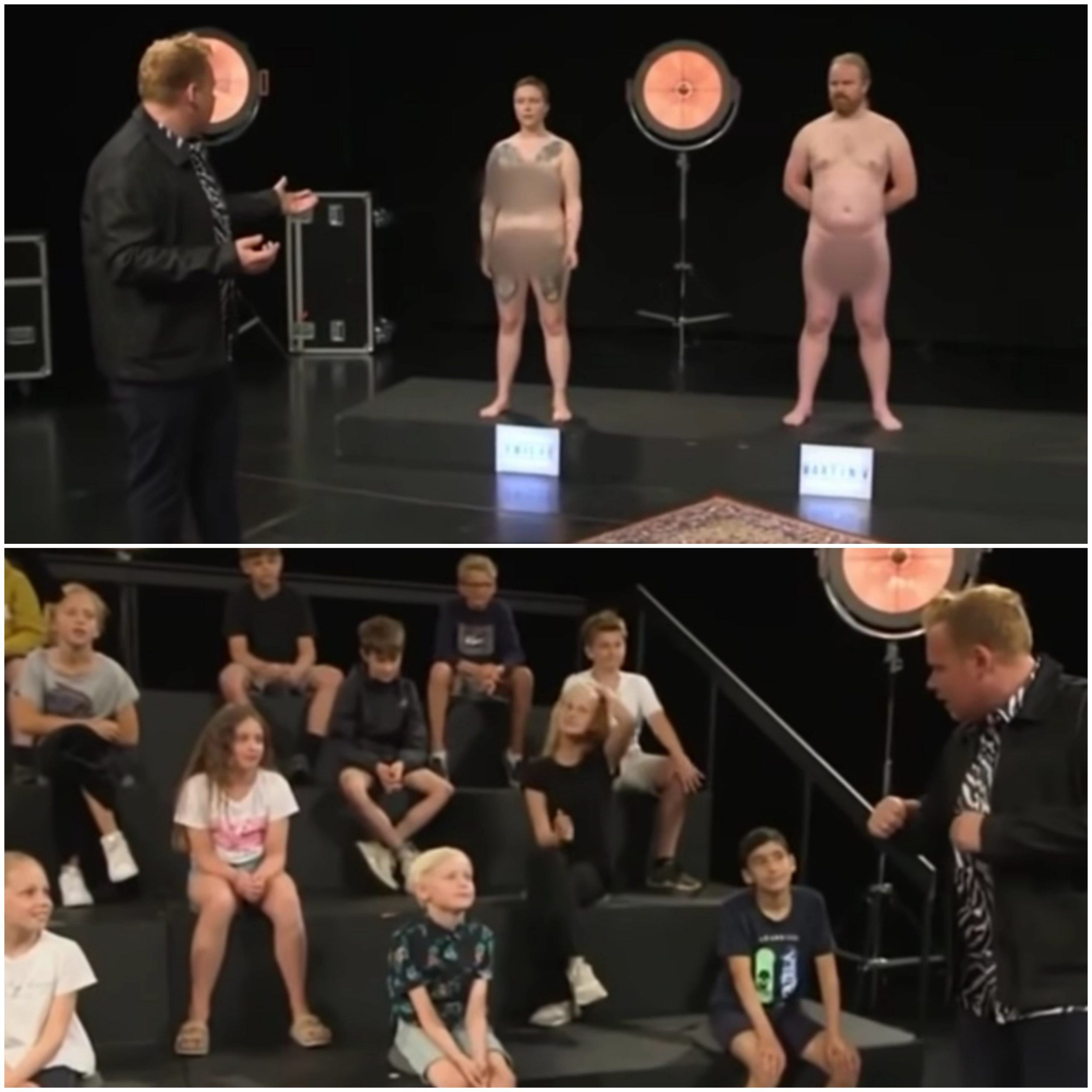 THIS TV Show Has Children WATCH Adults Strip Off Their Clothing
