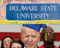 Biden Claims Attending Historically Black University; University Disagrees