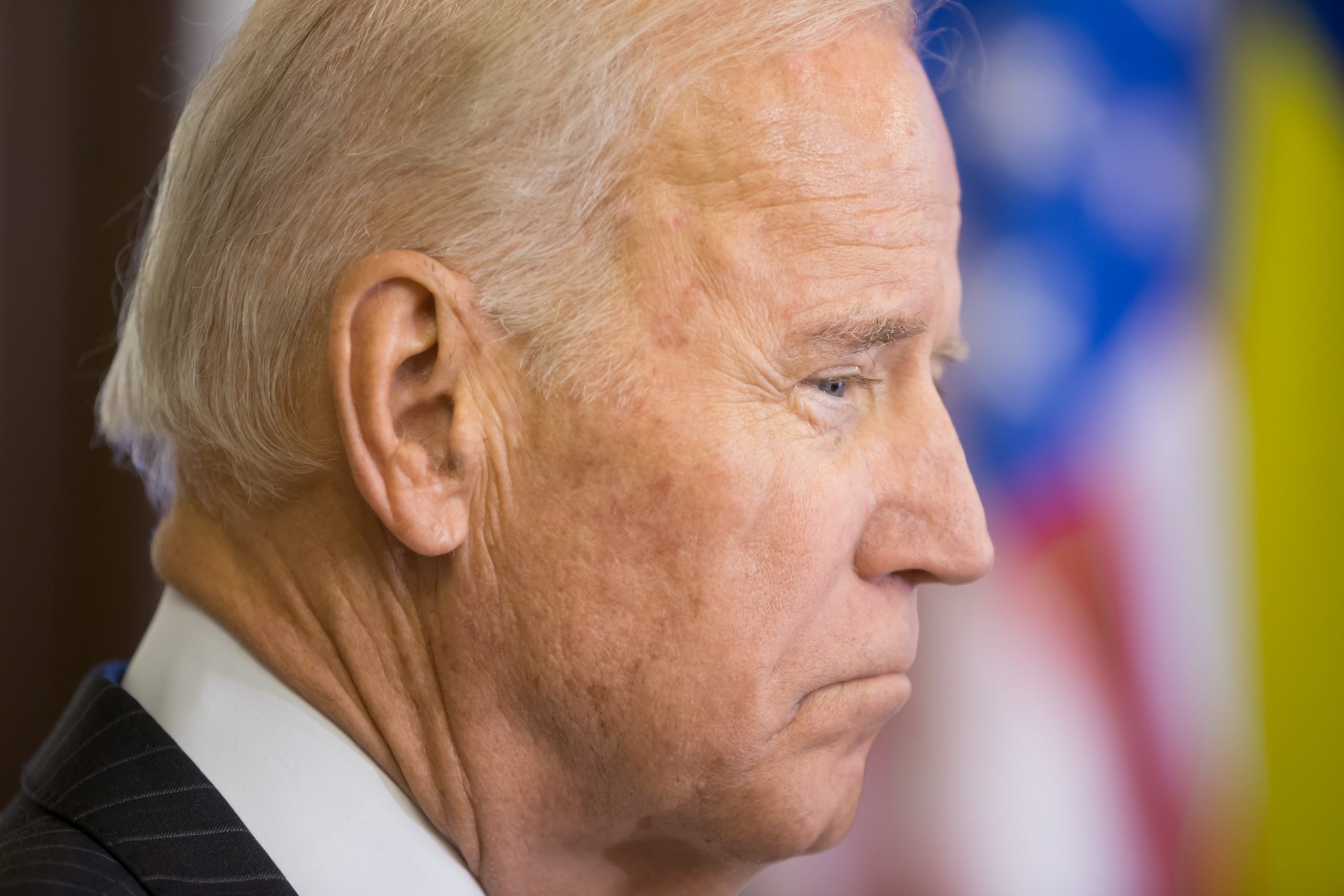 Joe Biden CAUGHT Without A Mask On After Telling Americans 'Do Your Part,' 'Wear a Mask'
