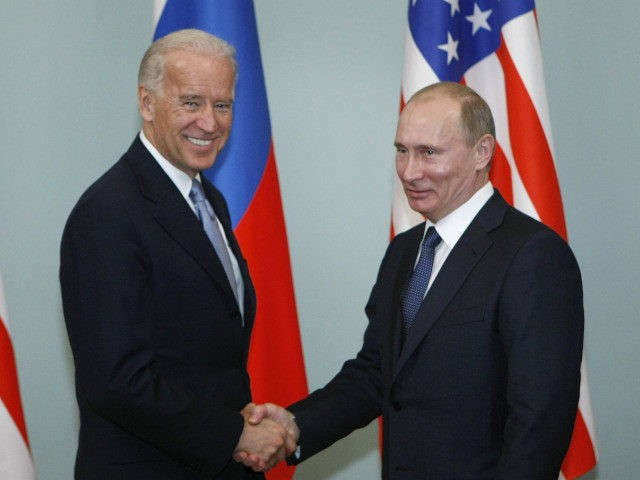 Vladimir Putin Wants To Work With A Joe Biden Administration- 'Dems Have A Shared Embrace Of Soviet Ideology'
